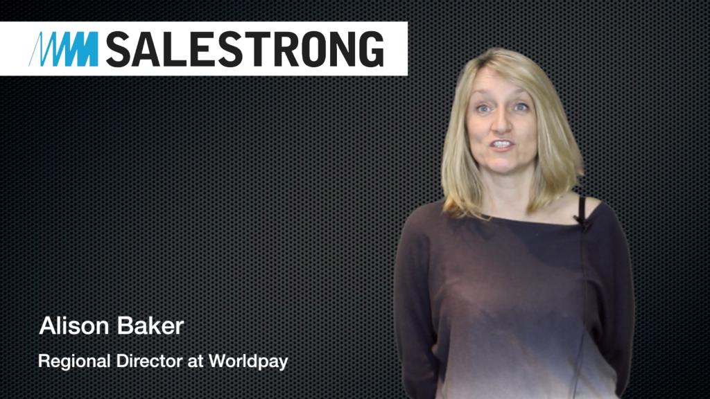 Alison-Worldpay-Sales-Training