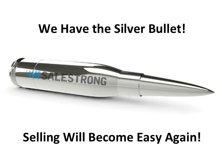 Silver Bullet Sales training