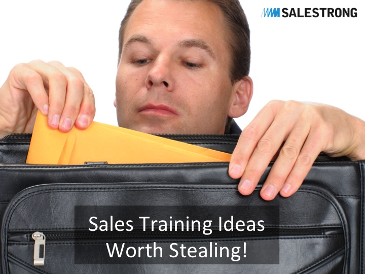 Sales Training Ideas
